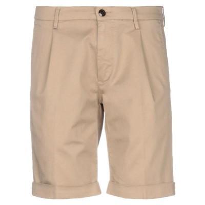 RE-HASH ショートパンツ&バミューダパンツ  メンズファッション  ボトムス、パンツ  ショート、ハーフパンツ サンド