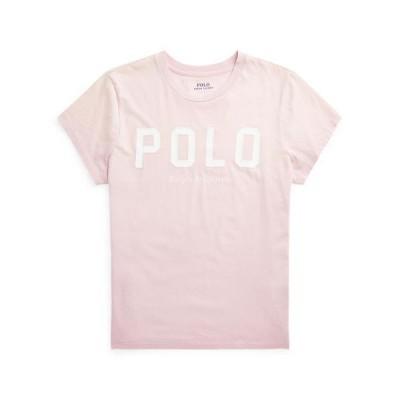 POLO RALPH LAUREN / ポロ ラルフ ローレン ロゴ コットン ジャージー Tシャツ