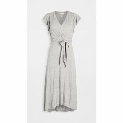 レベッカ テイラー Rebecca Taylor レディース ワンピース ノースリーブ ワンピース・ドレス Sleeveless Jersey Dress Grey Heather