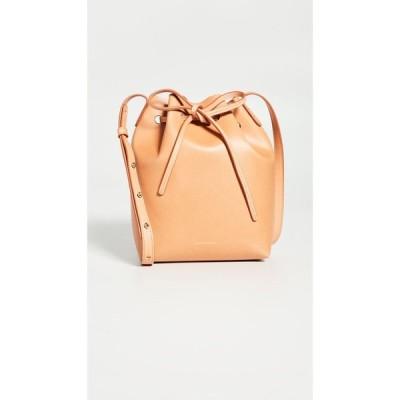 マンサーガブリエル Mansur Gavriel レディース バッグ バケットバッグ Mini Bucket Bag Cammello/Rosa