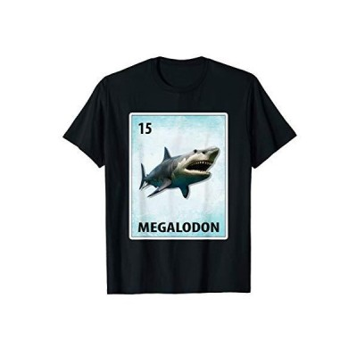 Megalodon Mexican Cards TShirt