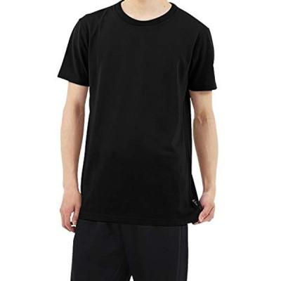 [ラドウェザー] 菌が99.9%死滅して臭くない!Tシャツ メンズ 半袖 7.3oz 吸水速乾・制菌・防臭・UVカット・コットンライク・接触