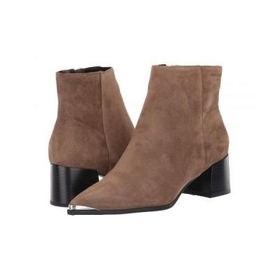 Kenneth Cole New York ケネスコールニューヨーク レディース 女性用 シューズ 靴 ブーツ アンクルブーツ ショート Roanne Bootie - Taupe