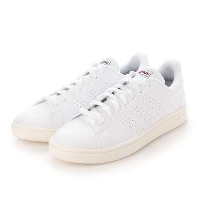 アディダス adidas アディダス ADVANCOURT BASE EE7695 (WHITE)