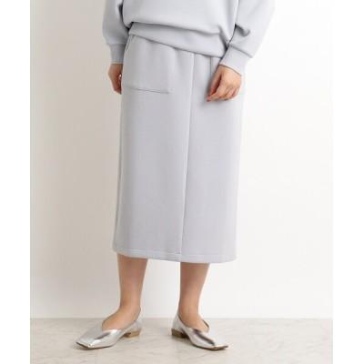 grove / 【S-LL】マシュマロタッチスウェットバックスリットスカート WOMEN スカート > スカート