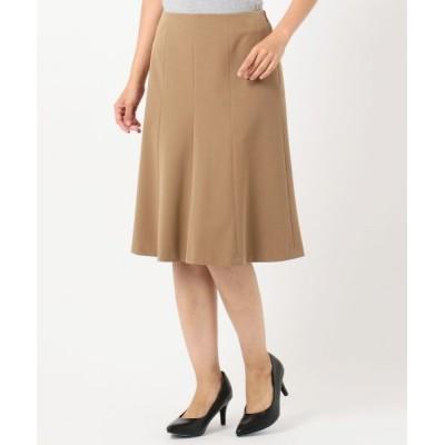 J.PRESS/ジェイプレス 【スーツ対応】T/Rアルガンシルク スカート キャメル系 11