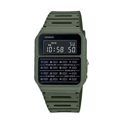[カシオスタンダード] 腕時計 電卓機能付き カリキュレーターウォッチ CA-53WF-3B 海外モデル [並行輸入品]