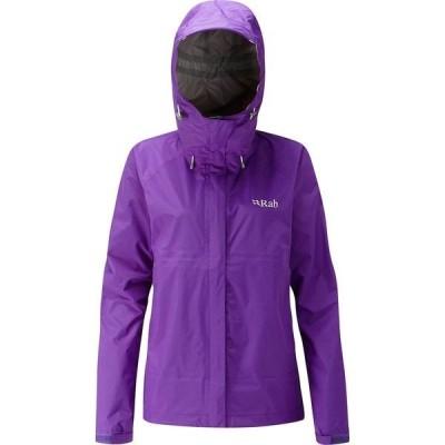 ラブ レディース ジャケット・ブルゾン アウター Downpour Hooded Jacket