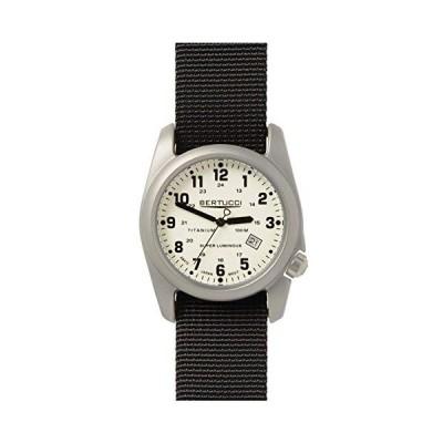 腕時計 ベルトゥッチ メンズ 12086 Bertucci A-2T Original Watch Swiss Super Luminious Dial-Black Nyl