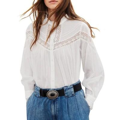 バッシュ レディース シャツ トップス Irene Buttoned Shirt