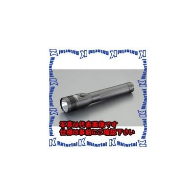 【代引不可】【個人宅配送不可】ESCO(エスコ) [充電式] フラッシュライト/LED(黒) EA758SD-17 [ESC053277]