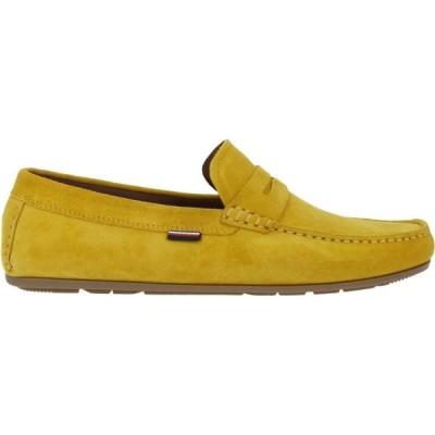 トミー ヒルフィガー TOMMY HILFIGER メンズ ローファー シューズ・靴 loafers Ocher