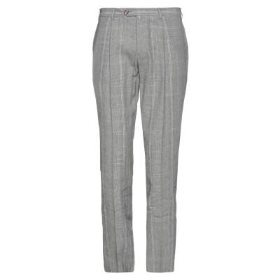 VERDERA パンツ ライトグレー 50 コットン 50% / リネン 50% パンツ