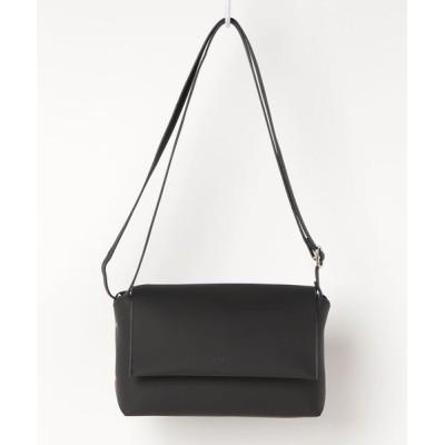 ZealMarket/SFW / シンプル 横長 ショルダーバッグ [クレール] WOMEN バッグ > ショルダーバッグ