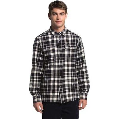 ノースフェイス メンズ シャツ トップス The North Face Men's Arroyo Flannel Shirt Vintage White Heritage Medium Two Color Plaid