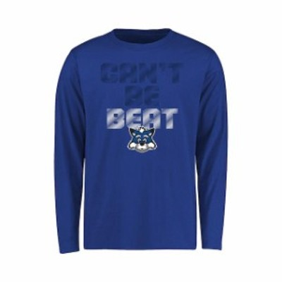 Fanatics Branded ファナティクス ブランド スポーツ用品  Indiana State Sycamores Youth Royal Cant Be Beat Long Sl