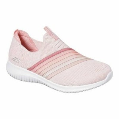 SKECHERS スケッチャーズ スポーツ用品 シューズ Skechers Womens  Ultra Flex Brightful Day Slip-On Shoe