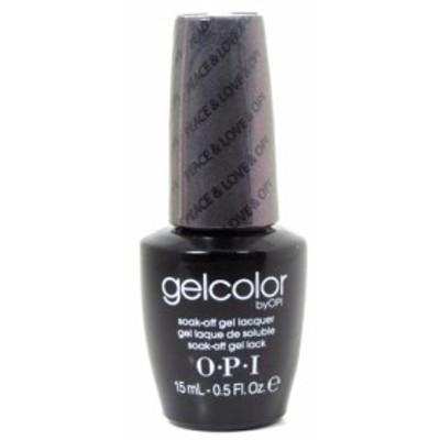 新品 送料無料 ●OPI gelcolor ジェルカラー  GC F56 15ml●オーピーアイ ジェルカラー●LED ジェルネイル ネイルカラー