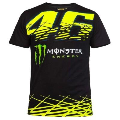 VR46(バレンティーノロッシ)46 Monster t-shirt