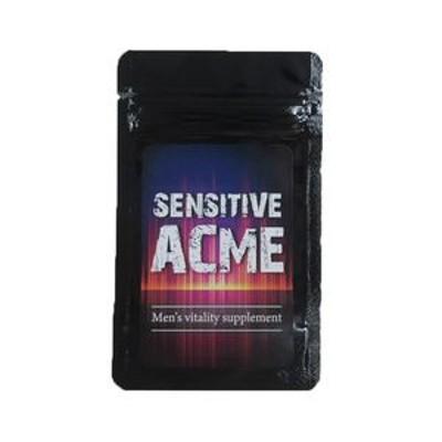 SENSITIVE ACME センシティブアクメ メール便送料無料/サプリメント 男性 健康 メンズサポート
