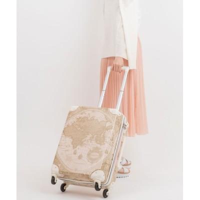 LEGEND WALKER / 地図柄トランク 1~2泊用 キャリーケース 機内持ち込みサイズ WOMEN バッグ > スーツケース/キャリーバッグ