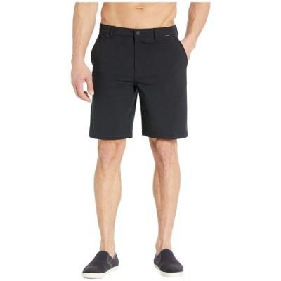 ハーレー Hurley メンズ ショートパンツ ボトムス・パンツ 20' Phantom Walkshorts Black