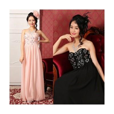 Dress Angelo キャバ ドレス キャバドレス ナイトドレス パーティードレス(/即日発送)極上Richクリスタルストーン付きフラワー刺繍チュール