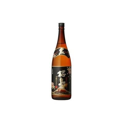 桜島(さくらしま)黒麹 芋焼酎1800ml 焼酎 鹿児島 本坊酒造