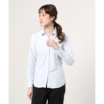 シャツ ブラウス i-shirt Duarabletex 布帛ライク レギュラー