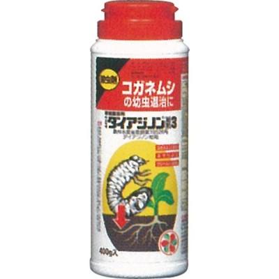 住友化学園芸 家庭園芸用サンケイダイアジノン粒剤3 400G