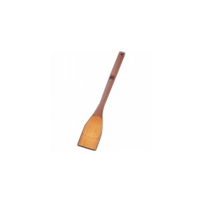 竹製 釜ベラ 平型