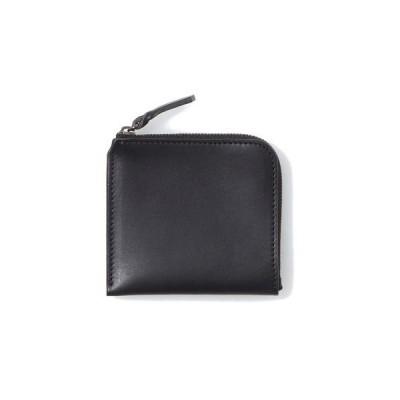 財布 Superior Leather Compact Wallet / 上質レザーL字型財布