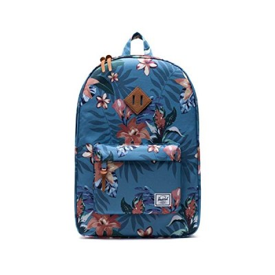 Herschel Supply Co. Heritage Summer Floral Heaven Blue One Size 並行輸入品