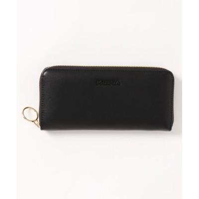 SAC'S BAR Jean / 【MURUA/ムルーア】 BASIC-SIMPLE ラウンドウォレット WOMEN 財布/小物 > 財布