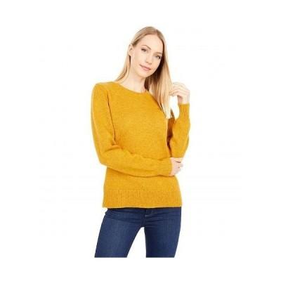 Pendleton ペンドルトン レディース 女性用 ファッション セーター Shetland Crew Pullover - Gold Heather