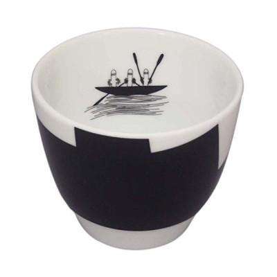 MOOMIN (ムーミン) 「 ボブファンデーション 」 フリーカップ ニョロニョロ柄 MM704-339