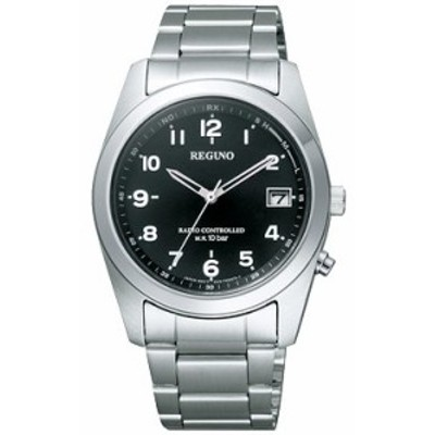 【送料無料】CITIZEN・シチズン時計 REGUNO・レグノ ソーラー電波時計 RS25-0481H