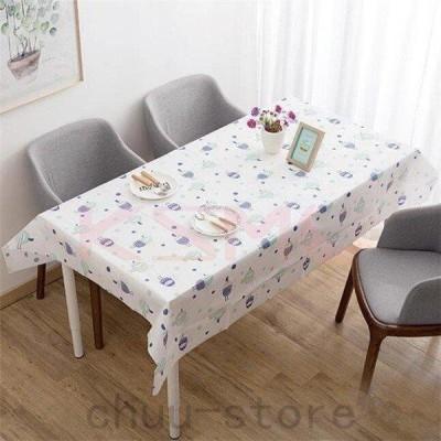 <新作商品>テーブルクロス撥水クロス食卓カバーテーブルマット食卓カバー各サイズクロスカバークロス正方形丸形長方形