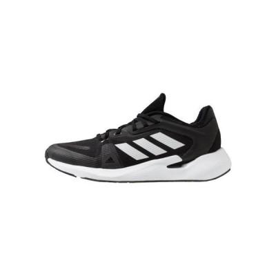 アディダス メンズ 靴 シューズ ALPHATORSION - Stabilty running shoes - cblack/ftwwht/gresix