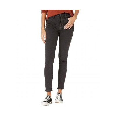 Madewell レディース 女性用 ファッション ジーンズ デニム 10'' High-Rise Skinny Jeans in Starkey Wash - Starkey Wash
