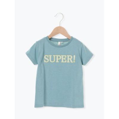 パッチワークロゴTシャツ
