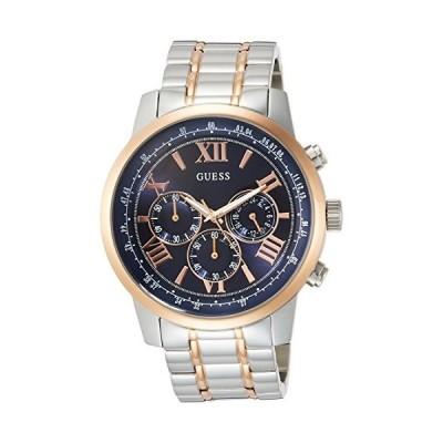 [ゲス] 腕時計 W0379G7 メンズ 並行輸入品 シルバー