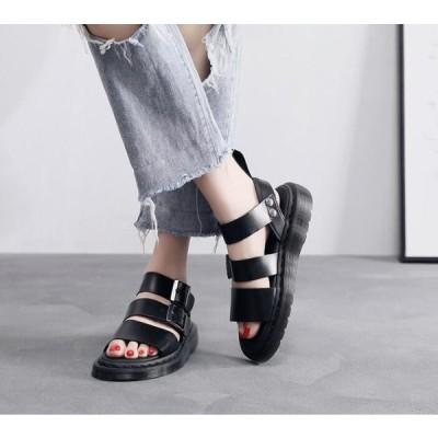 レディースサンダル 春 夏 秋 本革 デザインヒール オープントゥ 歩きやすい オフィスサンダル 女 おしゃれ