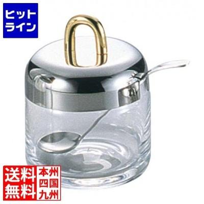 ガラス シュガーポット No.8005