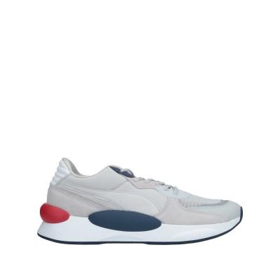 プーマ PUMA スニーカー&テニスシューズ(ローカット) ライトグレー 10.5 紡績繊維 スニーカー&テニスシューズ(ローカット)