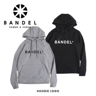 【safari掲載】送料無料 バンデル BANDEL フロントロゴパーカー