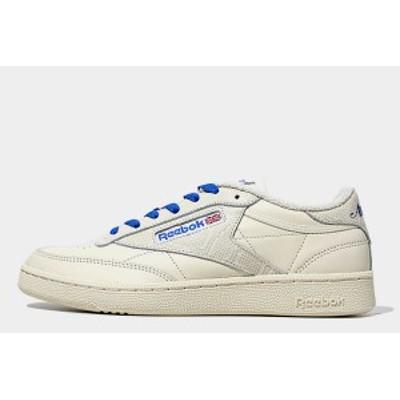 【中古】未使用品 Reebok × AWAKE NY リーボック アウェイク Club C 85 Shoes 27.0cm WHITE H03328 /● メンズ