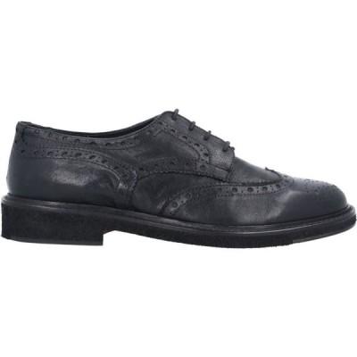 マレキアーロ 1962 MARECHIARO 1962 メンズ シューズ・靴 laced shoes Black