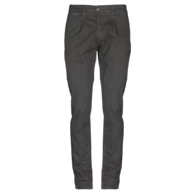 LIU •JO MAN パンツ 鉛色 28 コットン 98% / ポリウレタン 2% パンツ