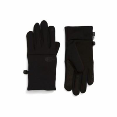 ザ ノースフェイス THE NORTH FACE メンズ 手袋・グローブ Etip Gloves Tnf Black